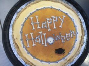 Holloween Pie